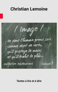 """Couverture du livre """"Image"""""""""""